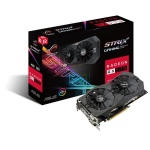 ASUS ROG-STRIX-RX570-4G-GAMING Radeon RX 570 4GB GDDR5 graphics card