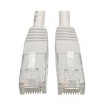 Tripp Lite N200-025-WH 7.62m Cat6 U/UTP (UTP) White networking cable