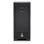 G-Technology G-SPEED Shuttle XL disk array 48 TB Desktop Black