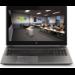 "HP ZBook 15 G6 Silver Mobile workstation 39.6 cm (15.6"") 3840 x 2160 pixels 9th gen Intel® Core™ i9 32 GB DDR4-SDRAM 1000 GB SSD NVIDIA Quadro RTX 3000 Wi-Fi 6 (802.11ax) Windows 10 Pro"