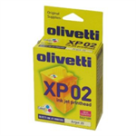 Olivetti B0218R (XP02) Printhead color, 460 pages