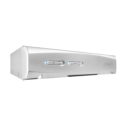 Lindy 39338 KVM switch Silver