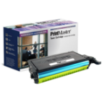 PrintMaster Yellow Toner Cartridge for Samsung CLP-620/ -ND / 670/ -N / -ND