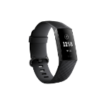 Fitbit Charge 3 Wristband activity tracker Graphite OLED Wired & Wireless