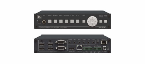 Kramer Electronics VP-440 video switch HDMI/VGA