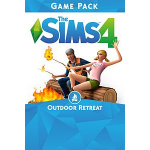 Microsoft The Sims 4 Outdoor Retreat Video game downloadable content (DLC) Xbox Live
