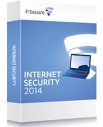 F-SECURE Internet Security 2014, 1 PC 25 license(s)