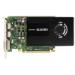 HP J3G88AT NVIDIA Quadro K2200 4GB graphics card