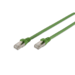 ASSMANN Electronic DK-1644-A-PUR-070 cable de red 7 m Cat6a S/FTP (S-STP) Verde
