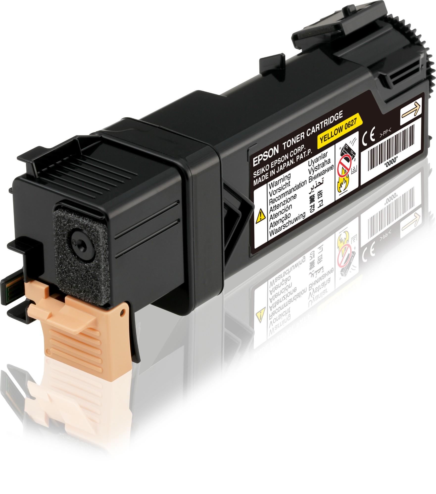 Epson Toner Cartridge Yellow 2.5k