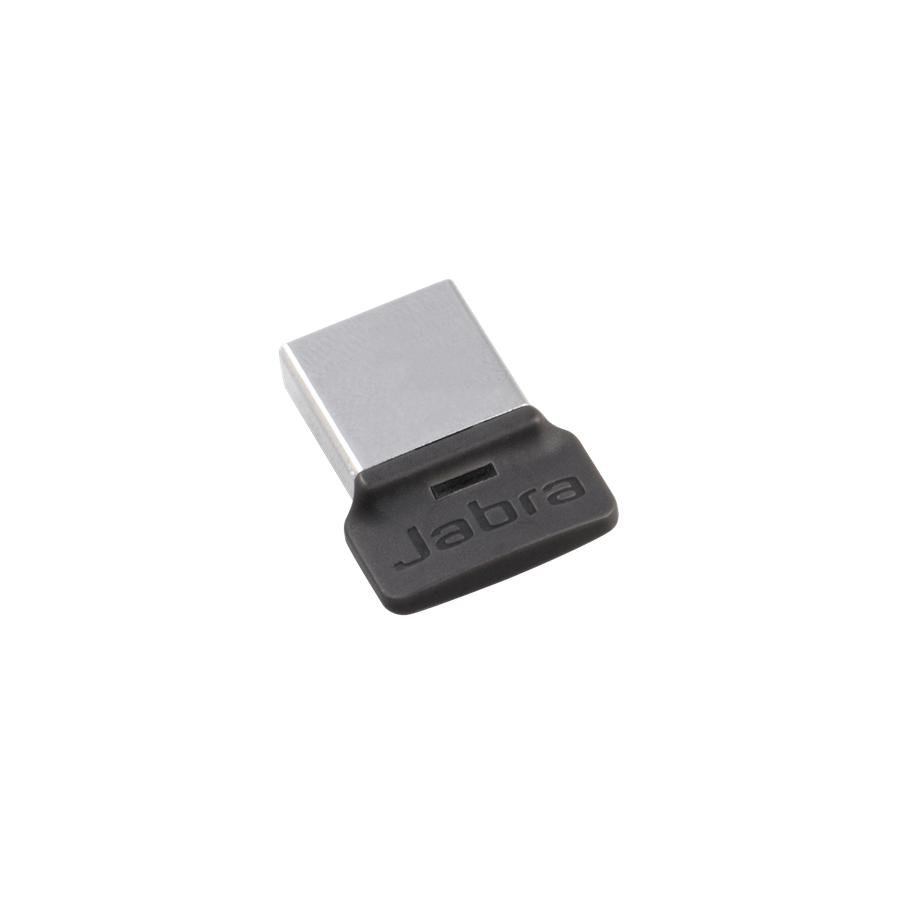 Jabra LINK 370 UC USB 30 m Black, Silver
