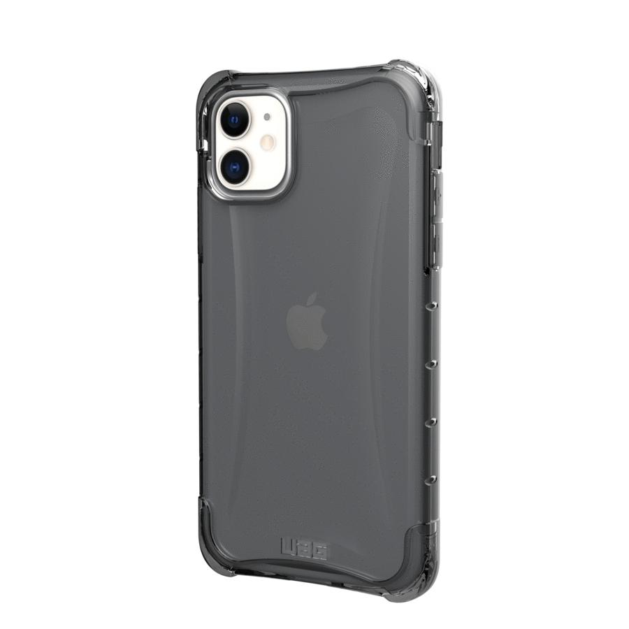 "Urban Armor Gear 111712113131 mobiele telefoon behuizingen 15,5 cm (6.1"") Kader Zwart, Doorschijnend"
