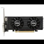 MSI Radeon RX 550 4GT LP OC 4 GB GDDR5
