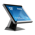 "iiyama ProLite T1731SR-B5 touch screen monitor 43.2 cm (17"") 1280 x 1024 pixels Single-touch Black"