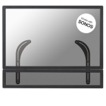 Newstar Sonos Playbar soundbar mount for TV - Black