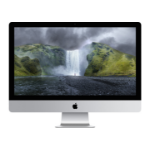 """Apple iMac 3.5GHz 27"""" 5120 x 2880pixels Silver All-in-One PC"""