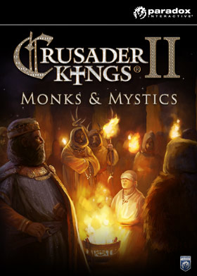 Nexway Crusader Kings II: Monks and Mystics Video game downloadable content (DLC) PC/Mac/Linux Español
