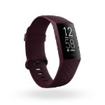 "Fitbit Charge 4 Wristband activity tracker 3.96 cm (1.56"") Purple"