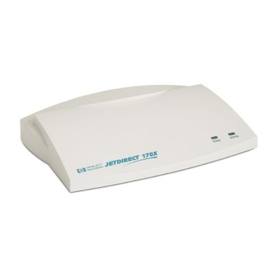Hewlett Packard Enterprise Jetdirect 170x Ethernet print server
