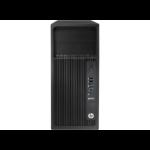 HP Z240 3.4GHz i7-6700 Tower Black Workstation