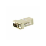 Aten SA0142 DB9 (M) RJ-45 (F) Black,White cable interface/gender adapter