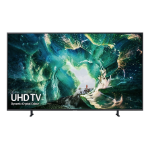 "Samsung Series 8 RU8000 139.7 cm (55"") 4K Ultra HD Smart TV Wi-Fi Black"
