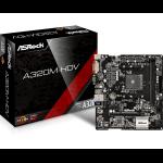 Asrock A320M-HDV Socket AM4 AMD A320 micro ATX