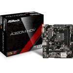 Asrock A320M-HDV AMD A320 Socket AM4 Micro ATX motherboard