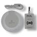 MCL ACC-IND/BUR cargador de dispositivo móvil Interior Blanco