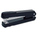 Rexel Aquarius Full Strip Stapler Black