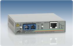 Allied Telesis AT-MC103XL network media converter 100 Mbit/s