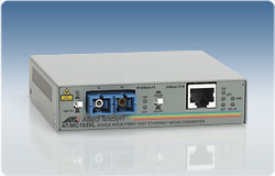 Allied Telesis AT-MC103XL 100Mbit/s network media converter