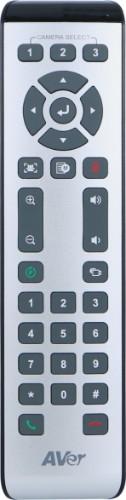 AVerMedia 0412V8U0DAP6 Press buttons Black remote control