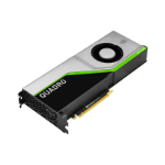 PNY VCQRTX6000-SB graphics card NVIDIA Quadro RTX 6000 24 GB GDDR6