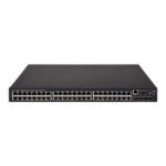 Hewlett Packard Enterprise 5130-48G-PoE+-4SFP+ (370W) EI Managed L3 Gigabit Ethernet (10/100/1000) Black 1U Power over Ethernet (PoE)
