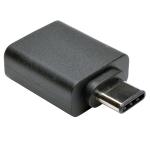 Tripp Lite U428-000-F cable gender changer USB C USB 3.0 A Black