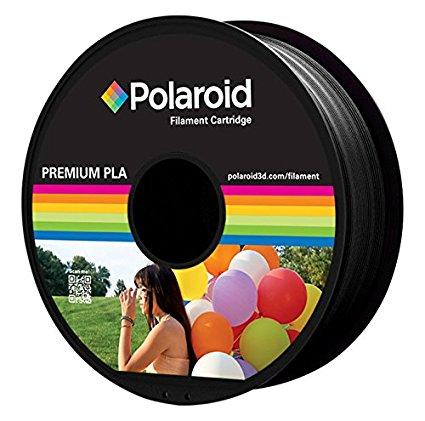 Polaroid PL-8008-00 3D printing material Polylactic acid (PLA) Black 1 kg