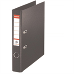 Esselte 811470 Black ring binder
