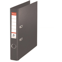 Esselte Lever Arch File Pvc A4 50mm Black