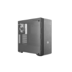 Cooler Master MasterBox MB600L Midi-Tower Black computer case