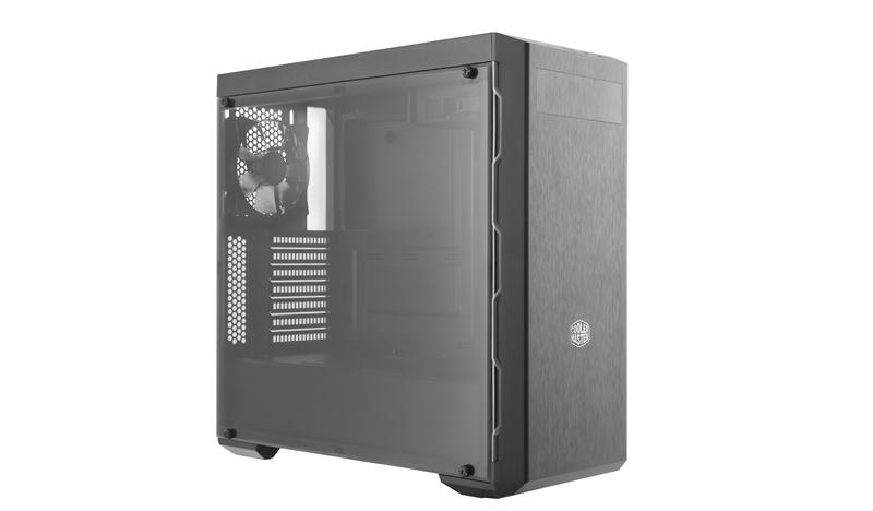 Cooler Master MasterBox MB600L Midi Tower Black