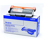 Brother TN-2210 Toner black, 1.2K pages TN2210