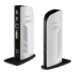 i-tec Advance U3DVIDOCKLUK notebook dock & poortreplicator Bedraad USB 3.2 Gen 1 (3.1 Gen 1) Type-A Zwart, Wit
