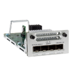 Cisco C3850-NM-2-10G= network switch module 10 Gigabit Ethernet,Fast Ethernet,Gigabit Ethernet