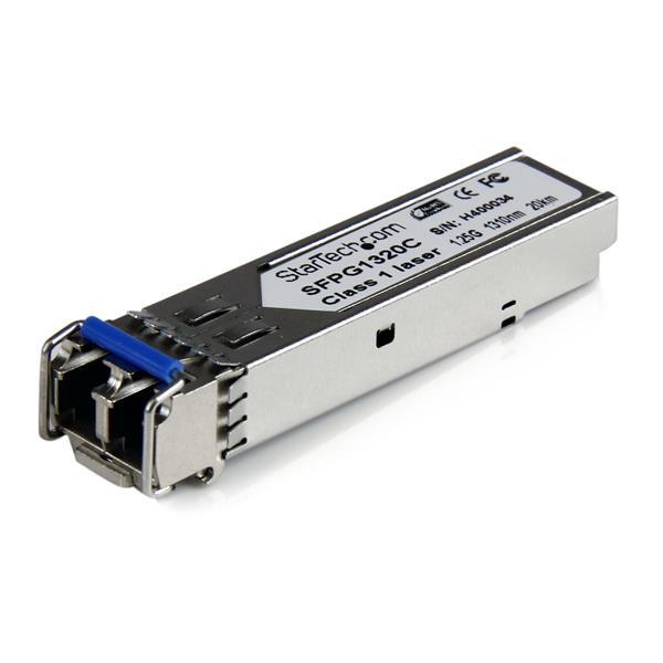 StarTech.com Cisco GLC-LH-SMD Compatible SFP Transceiver Module - 1000BASE-LH