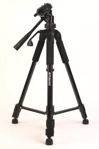 Polaroid PLTRI57 tripod digital/film cameras 3 leg(s) Black