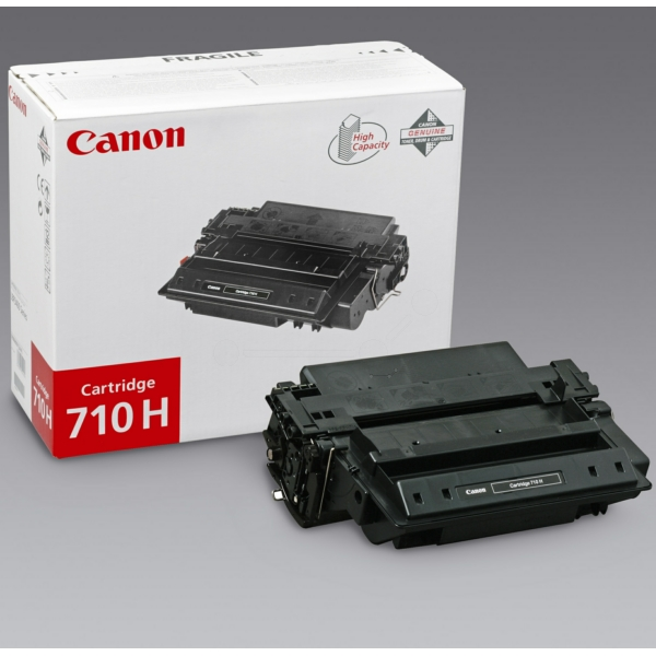 Canon 0986B001 (710H) Toner black, 12K pages @ 5% coverage
