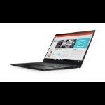 "Lenovo ThinkPad X1 Carbon 2.8GHz i7-7600U 14"" 1920 x 1080pixels Black Notebook"