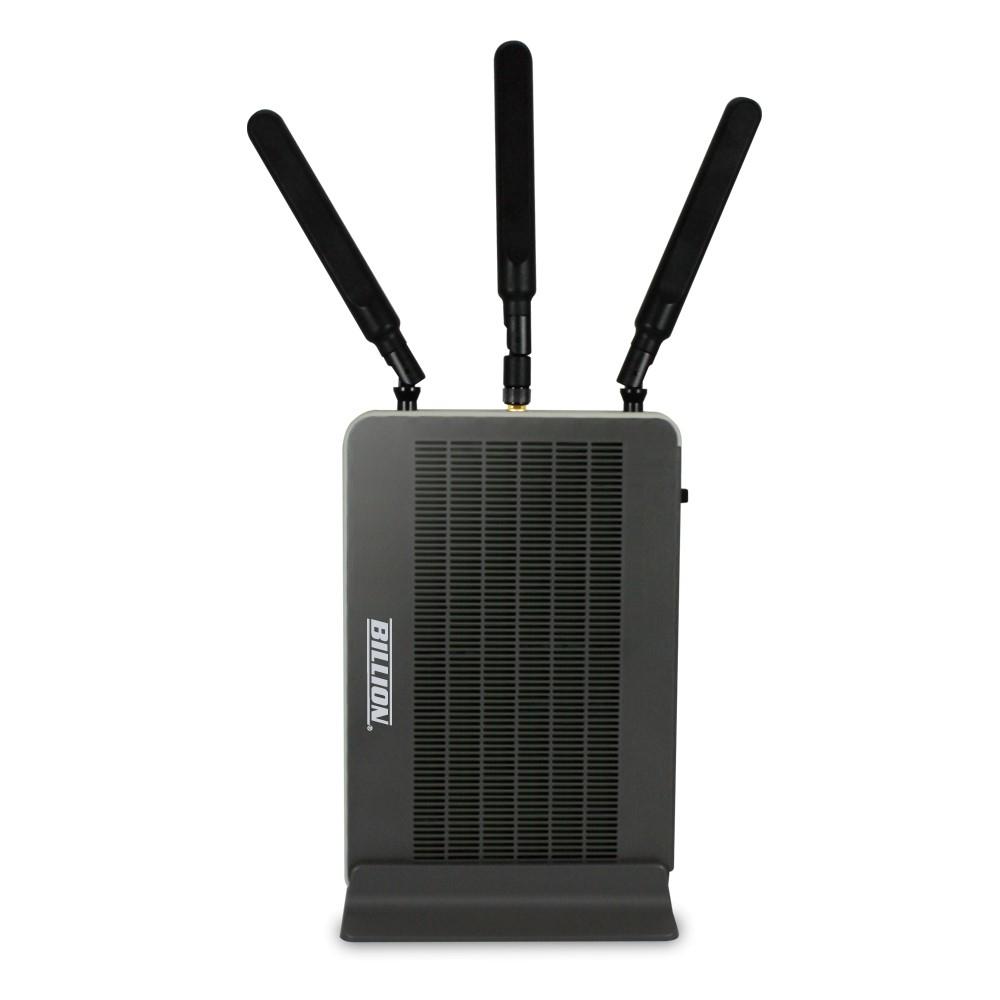 Billion BiPAC 8900AX-1600 R2 Tri-band (2.4 GHz / 5 GHz / 5 GHz) Gigabit Ethernet