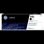 HP 94X High Yield Original Black 1 pc(s)